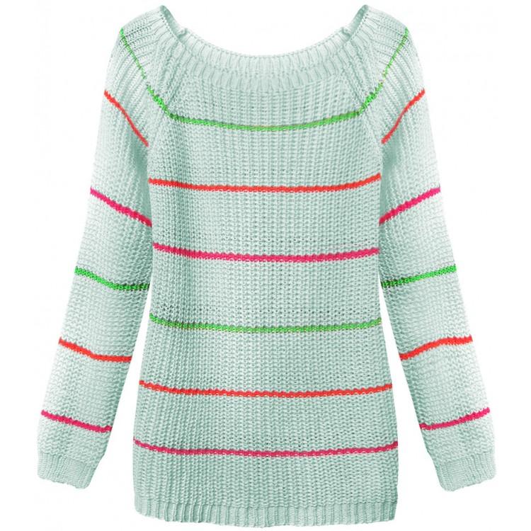 Dámsky sveter mätový (275ART)