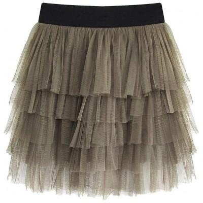 Dámska sukňa olivová (2231)