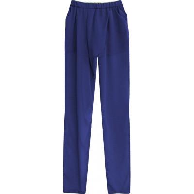 Dámske letné nohavice modré (6151)
