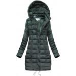 Prešívaná dámska zimná bunda (J18-003)