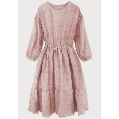 Dámske šaty staroružové (615ART)