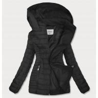 Dámska jesenná bunda čierna (B0103)