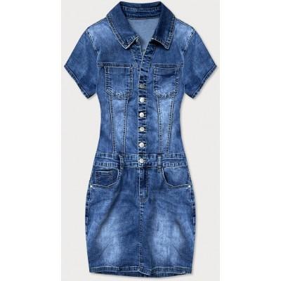 Dámske jeansové šaty (GD6665)