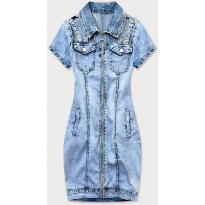 Dámske jeansové šaty  (GD6610)