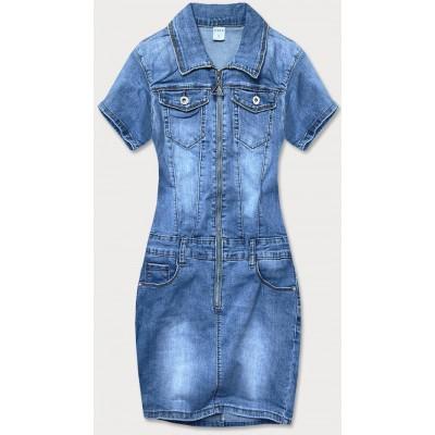 Dámske jeansové šaty (GD6607)