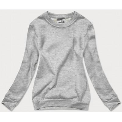 Dámska mikina šedá  (W01)