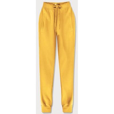 Dámske tepláky žlté  (CK01-28)